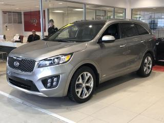 Used 2017 Kia Sorento SX V6 7 places 4 portes TI for sale in Beauport, QC