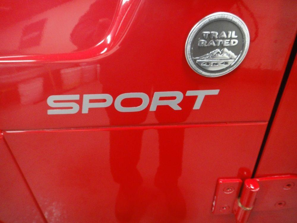 2005 Jeep TJ