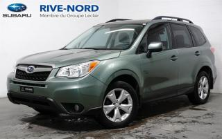 Used 2014 Subaru Forester Touring TOIT.PANO+MAGS+CAM.RECUL for sale in Boisbriand, QC