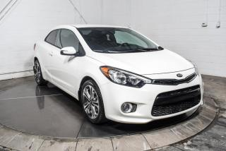 Used 2016 Kia Forte Koup EX for sale in St-Constant, QC
