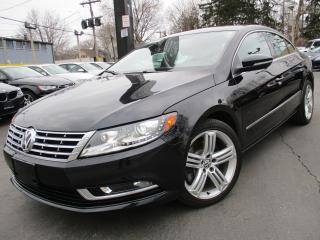 Used 2017 Volkswagen Passat CC 3.6L | WOLFSBURG | 4MOTION | NAVI | ONE OWNER !!! for sale in Burlington, ON