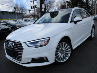 Used 2017 Audi A3 e-tron HYBRID TECHNIK|PLUG IN|ONE OWNER|NAVI|82KMS for sale in Burlington, ON