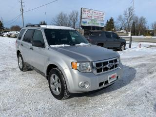 Used 2012 Ford Escape XLT for sale in Komoka, ON