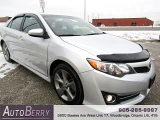 Used 2013 Toyota Camry SE - 2.5L - Navigation for sale in Woodbridge, ON