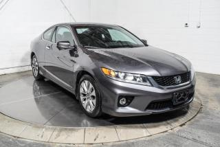 Used 2015 Honda Accord EX-L CUIR TOIT NAV for sale in Île-Perrot, QC