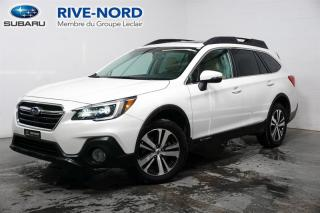 Used 2018 Subaru Outback Limited NAVI+CUIR+TOIT.OUVRANT for sale in Boisbriand, QC