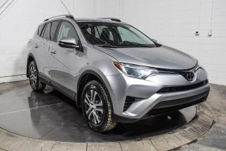 Used 2017 Toyota RAV4 LE AWD CAMERA DE RECUL MAGS for sale in St-Hubert, QC