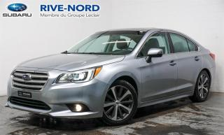 Used 2016 Subaru Legacy Limited NAV+TOIT+CUIR+MAGS+CAM.DE.RECUL for sale in Boisbriand, QC