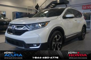 Used 2017 Honda CR-V Touring - Awd for sale in Alma, QC