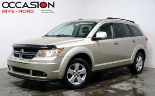 Used 2011 Dodge Journey SXT V6 MAGS+BLUETOOTH for sale in Boisbriand, QC