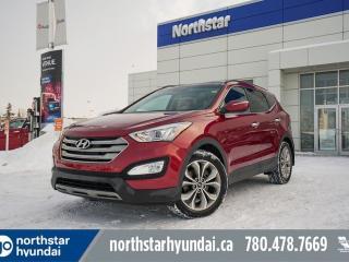 Used 2015 Hyundai Santa Fe Sport LTD LEATHER/PANOROOF/NAV/COOLEDSEATS/HEATEDSTEERING for sale in Edmonton, AB