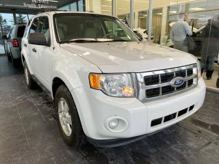 Used 2011 Ford Escape XLT 4WD, ACCIDENT FREE, POWER SEATS, SIRIUS XM CAPABILITY, CRUISE CONTROL for sale in Edmonton, AB