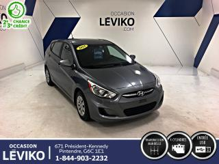 Used 2015 Hyundai Accent L **TRANSMISSION MANUELLE** for sale in Lévis, QC