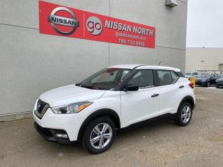 New 2020 Nissan Kicks S for sale in Edmonton, AB