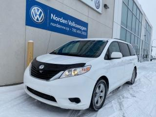 Used 2013 Toyota Sienna LE - PWR PKG for sale in Edmonton, AB