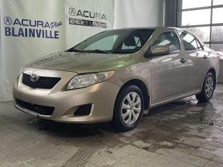 Used 2009 Toyota Corolla CE ** AUTOMATIQUE ** for sale in Blainville, QC