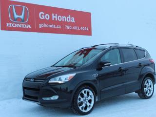 Used 2013 Ford Escape Titanium 4WD for sale in Edmonton, AB
