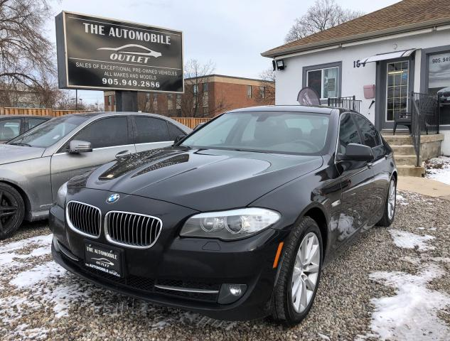 2013 BMW 528 528i xDrive AWD FULLY LOADED CERTIFIED NO ACCIDENT