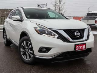 Used 2018 Nissan Murano SV 4dr AWD W/NAVI for sale in Brantford, ON