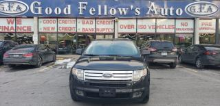 Used 2007 Ford Edge SEL MODEL, SUNROOF, LEATHER & POWER & HEATED SEATS for sale in Toronto, ON