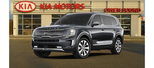 2020 Kia Telluride SX Limited