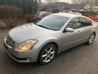 Used 2006 Nissan Maxima for sale in Scarborough, ON