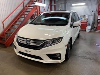 Used 2018 Honda Odyssey EX BA for sale in Rivière-Du-Loup, QC