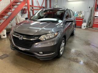 Used 2017 Honda HR-V LX 4 portes 4RM CVT for sale in Rivière-Du-Loup, QC
