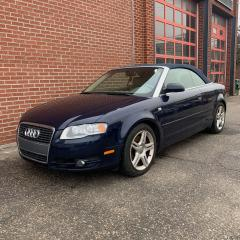 Used 2007 Audi A4 2.0T for sale in North York, ON