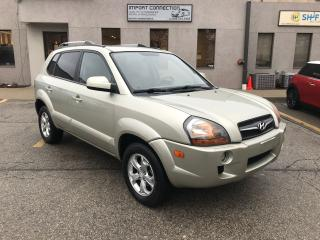 Used 2009 Hyundai Tucson Limited for sale in Burlington, ON