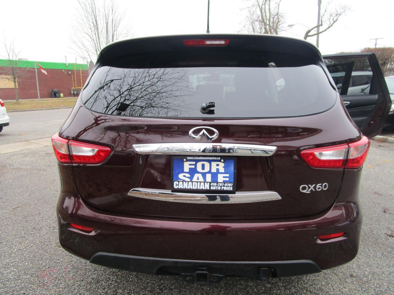 2015 Infiniti QX60