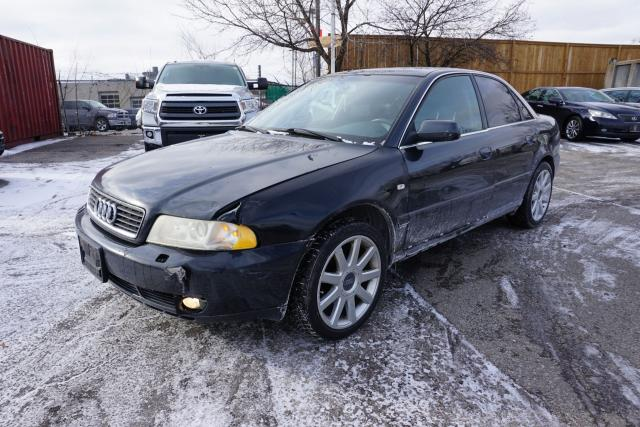 1999 Audi A4 RARE 2.8 - AS - IS, RUNS AND DRIVES AMAZING