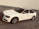 Photo of Ibis White 2014 Audi A4