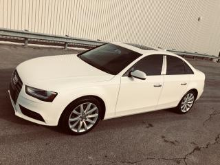 Used 2014 Audi A4 Quattro Komfort for sale in Mississauga, ON