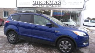 Used 2015 Ford Escape SE for sale in Mono, ON