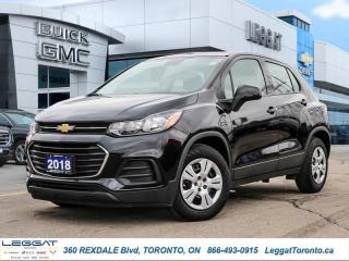 Used 2018 Chevrolet Trax LS  - Bluetooth - Low Mileage for sale in Etobicoke, ON
