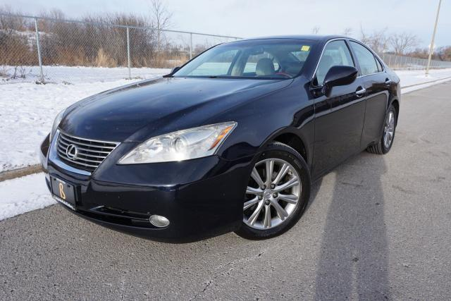 2007 Lexus ES 350 LOW KM'S / ULTRA PREMIUM / STUNNING / NO ACCIDENTS