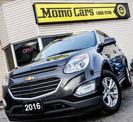 2016 Chevrolet Equinox LT | HEATED SEATS | BLIND SPOT | B.U. CAM | & MORE