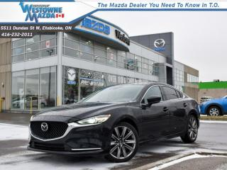 Used 2018 Mazda MAZDA6 GT  - Navigation -  Sunroof for sale in Toronto, ON