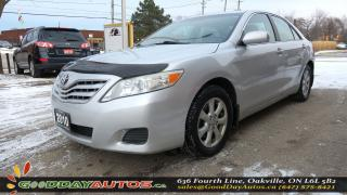 Used 2010 Toyota Camry SE|LOW KM|NO ACCIDENT|CERTIFIED for sale in Oakville, ON