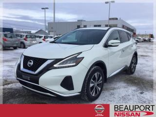 Used 2019 Nissan Murano SV AWD ***36 200 KM*** for sale in Beauport, QC
