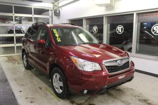 Used 2014 Subaru Forester Familiale 5 portes, boîte automatique 2. for sale in Lévis, QC