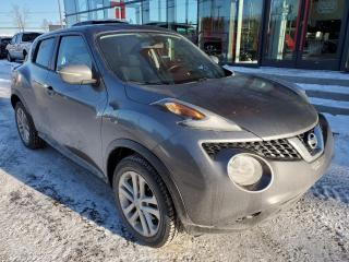 Used 2016 Nissan Juke CVT familiale 5 portes traction avant SV for sale in Lévis, QC