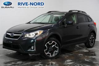 Used 2017 Subaru XV Crosstrek Touring CVT-CAM.DE.RECUL+SIÈGES.CHAUF+MAGS for sale in Boisbriand, QC