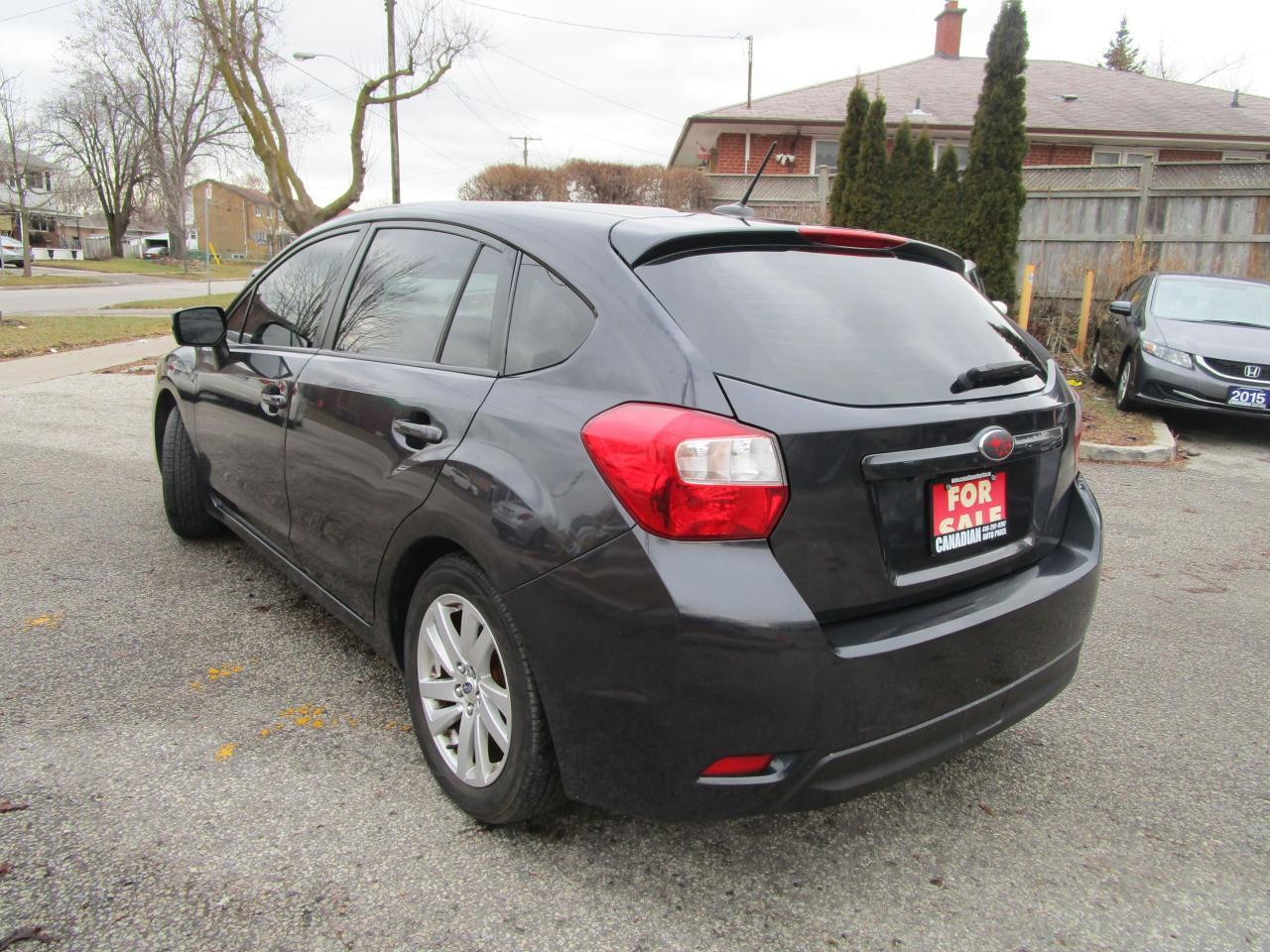 2015 Subaru Impreza