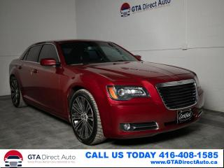 Used 2012 Chrysler 300 300S Panoroof Leather Beats V6 Bluetooth Certified for sale in Toronto, ON