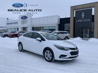 Used 2017 Chevrolet Cruze LT for sale in Beauceville, QC