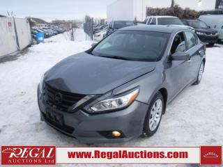 Used 2016 Nissan Altima S 4D Sedan AT 2.5L for sale in Calgary, AB