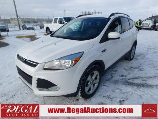 Used 2014 Ford Escape SE 4D Utility AWD 2.0L for sale in Calgary, AB
