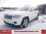 Photo of White 2011 Jeep Grand Cherokee